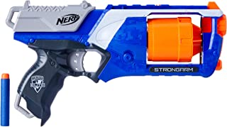 Nerf Elite - Strongarm Blasters 2 Pack - Inc 12 Official Darts - Slam Fire Action - Kids Toys & Outdoor Play - Ages 8+