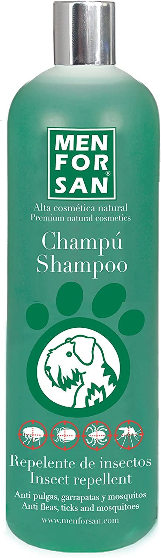 Champ? Repelente Antipulgas E Insectos Para Perros