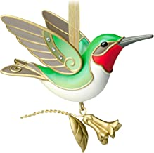 Hummingbird 10th In The Beauty Of Birds Series - 2014 Hallmark Keepsake Ornament