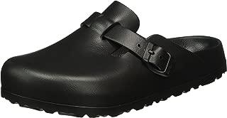 Women's Boston EVA Narrow Fit Slip On Sandal Black-Black-7