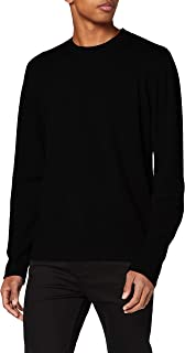 FALKE Men's Rundhalsausschnitt Sweatshirt-60111 Crew Neck Sweatshirt