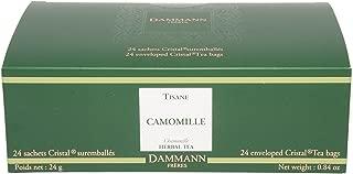 DAMMANN FRERES Chamomile Tea, 24 Cristal Teabags