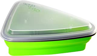 good2go Good 2 Go Expandable Pizza Container, 1.2 Liter Green G31004