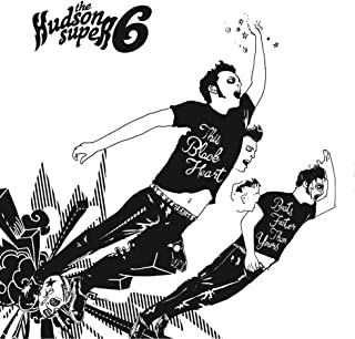 Hudson Super Six This Black Heart Beats Faster Than Yours