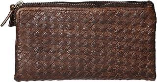 Portafogli Vintage Lungo da Donna in Pelle 9,5x17x3 Cm