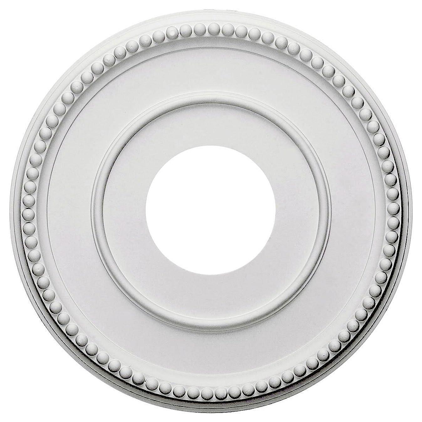 Ekena Millwork CM12BR Ceiling Medallion, 12 1/2