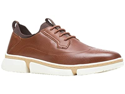 Hush Puppies Bennet WT Oxford (Cognac Leather) Men