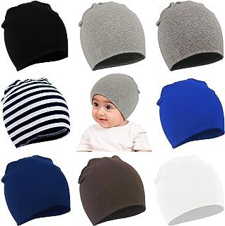 قبعة صغيرة للأطفال من الجنسين من القطن الناعم اللطيف اللطيف اللطيف للأطفال حديثي الولادة من Zando