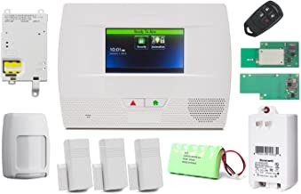 Honeywell Lynx Touch L5210 Wireless Home Security Alarm and Automation 311 kit with GSM Communicator, WIFI, and Z-Wave