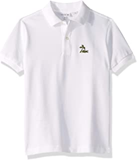 Lacoste Boy Mini Me Palm Tree Croc Polo