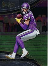 2017 SELECT #232 ADAM THIELEN FIELD LEVEL VIKINGS FOOTBALL