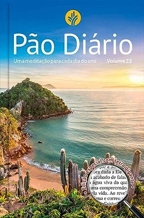 Pão Diário Volume  23 Letra Gigante— Capa Paisagem