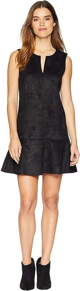 Flare Skirt Dress