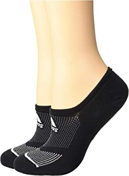Superlite Prime Mesh III Super No Show Socks 2-Pack