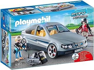 Playmobil Coche de incógnito SWAT