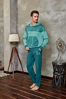 DOREANSE Erkek T-Shirt Pijama Takımı 4689
