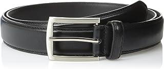 حزام بريدن الجلدي المحبب بالكامل للرجال من ستاسي آدمز