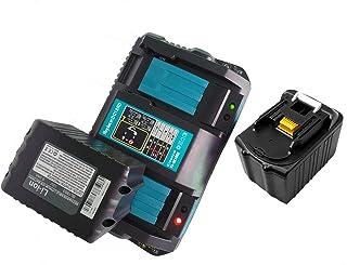 Cameron Sino 1500mAh/27wh batería de repuesto para MAKITA BFR550L Accesorios de herramientas inalámbricas Herramientas eléctricas y de mano