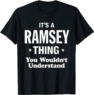 Best ramsey t shirt Reviews
