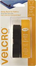 "VELCRO Brand Sticky Back for Fabrics | 24"" x 3/4"" Tape with Adhesive 