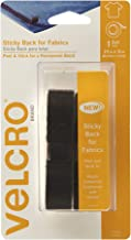 VELCRO Brand 91878 - Sticky Back for Fabrics: No sewing needed - 24