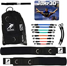 Kbands Cheer Bands (Cheer Resistance Bands, Stunt Strap, and Jump30 Digital Download Included)