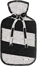 Giesswein Walkwaren AG WFL 热水袋,羊毛,煤黑色,均码