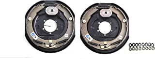 """12"""" x 2"""" Trailer Electric Brake (1 Right + 1 Left) in Pair"""