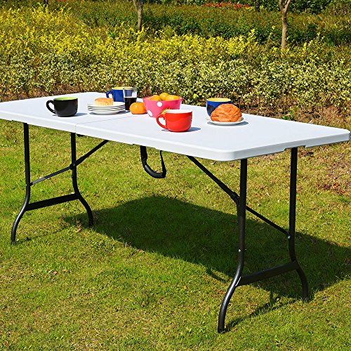 Monzana | Table de Camping • 76x183cm •...