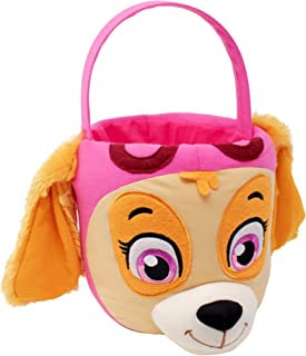 Nickelodeon Paw Patrol Skye Jumbo Plush Basket, Multi