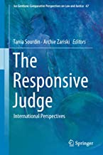 The Responsive Judge: International Perspectives (Ius Gentium: Comparative Perspectives on Law and Justice Book 67)