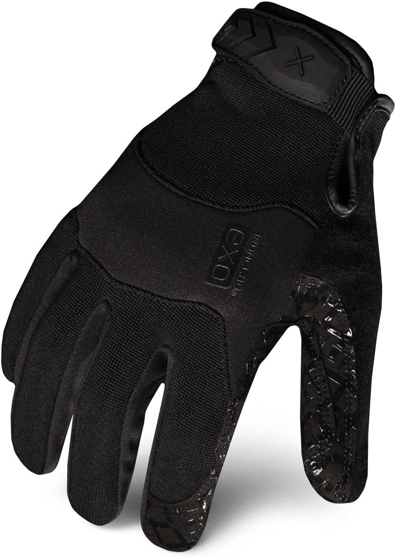 Ironclad EXOT-GBLK-03-M Tactical Operator Glove Price reduction Stealth Grip Max 44% OFF Bl