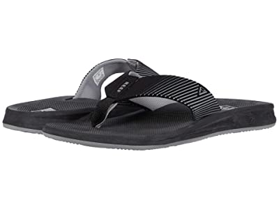 Reef Phantom II (Black) Men
