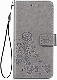 FTRONGRT Case for Samsung Galaxy F62, Wallet Flip Cover with Mobile Phone Holder and Card Slot,Magnetic PU leather wallet ...