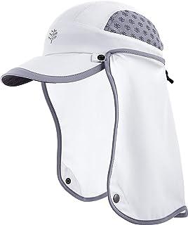Coolibar UPF 50+ Kid's Agility Sport Cap - Sun Protective