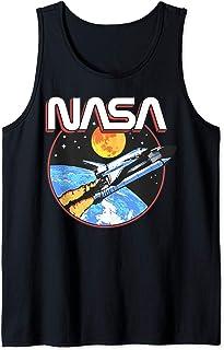 NASA Retro Lift Off Space Débardeur