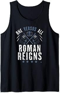 Roman Reigns One Vesus All Tank Top