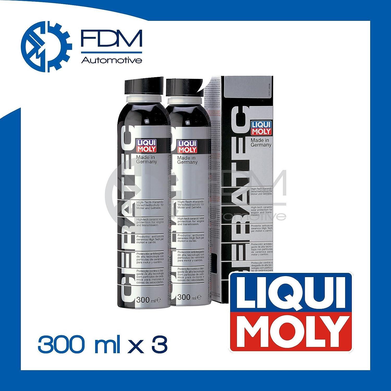 Aditivo de aceite Liqui Moly Ceratec – Cera Tec 3721 – Tratamiento cerámico para motores – 900 ml