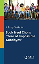 A Study Guide for Sook Nyul Choi's