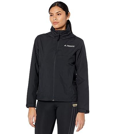 adidas Outdoor Multi RAIN.RDY Jacket (Black) Women