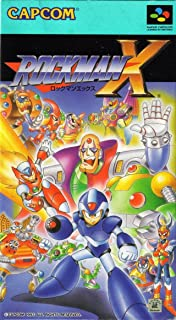 mega man x for snes