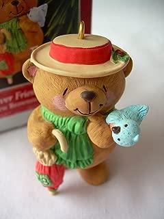 Hallmark Keepsake Ornament Forever Friends Bear 1998