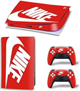 PS5 Digital Edition Console and Controller Skin Vinyl Sticker Same Decal Cover Quality for Cars. Durable, Scratch Resistan...