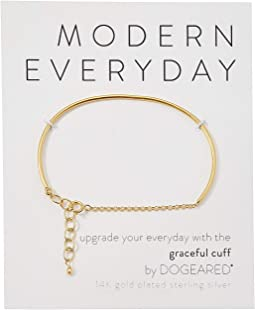 Modern Everyday, Graceful Cuff Bracelet