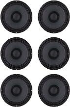 """$180 » Audiopipe APMB-8-B 8"""" 500 Watt Low/Mid Frequency Midbass Loudspeaker (6 Pack)"""