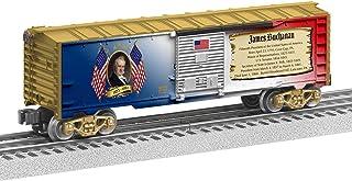 Lionel Presidential Series James Buchanan, Electric O Gauge Model Train Cars, Boxcar