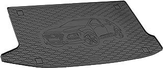 Kofferraumwanne Kofferraummatte Antirutsch RIGUM geeignet für Hyundai Kona ab 2017 Perfekt angepasst + EXTRA Auto DUFT