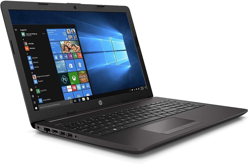 """Hp 255 g7 notebook hp display da 15.6"""", cpu amd a4-9125, ram 4gb ddr4 ssd HP 255 G7"""