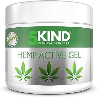 Gel actif pour soulager articulations & muscles – Formule à l'huile de cannabis hautement efficace et riche en extraits na...