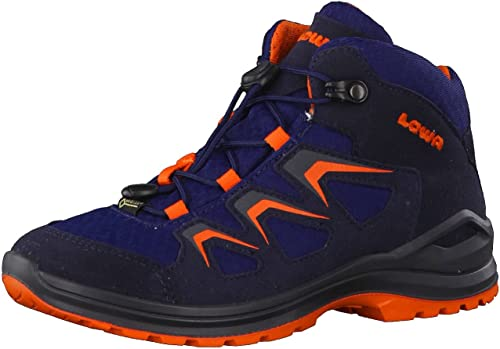 Lowa Innox Evo GTX QC Junior Navy Orange 34